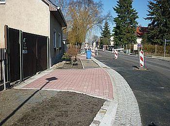 Bauüberwachung, Ortsdurchfahrt Christinenhof