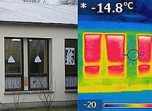 Leistungen Wegener Bauregie Thermografie
